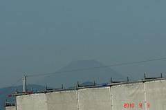 富士山10'9/3。クリックすると大きくなりますR1。
