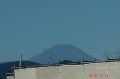 富士山10'9/17。クリックすると大きくなりますR1。